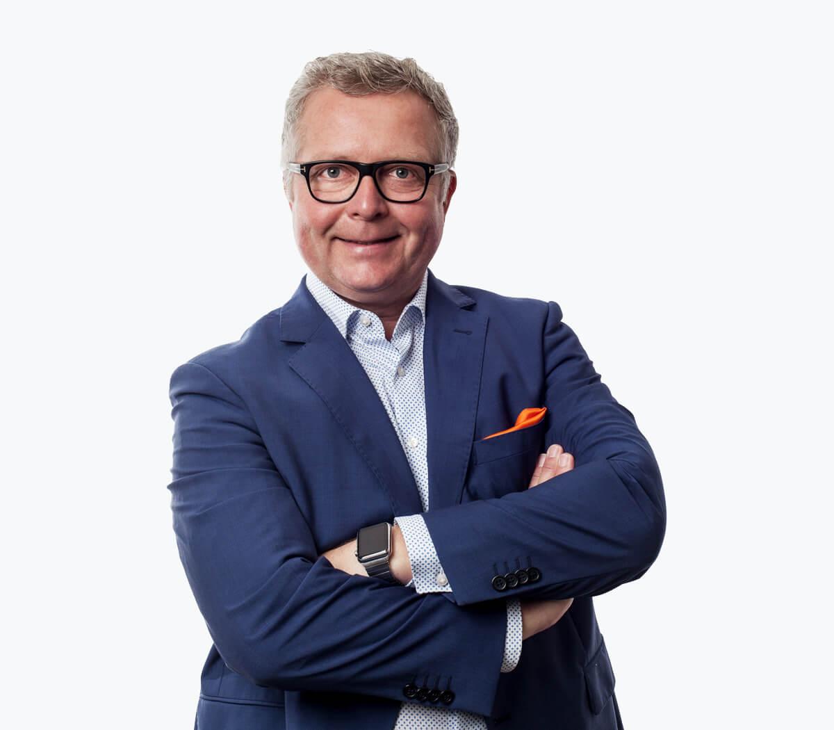 Content-Marketing-Experte und Autor: Stephan Heinrich