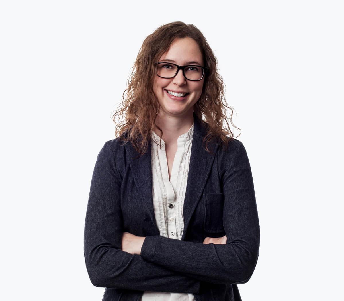 Expertin für Content Marketing und Dozentin: Simone Becker